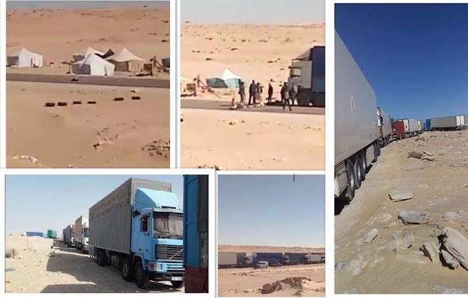 Tensión entre Marruecos y Mauritania en frontera sur del Sáhara Occidental.