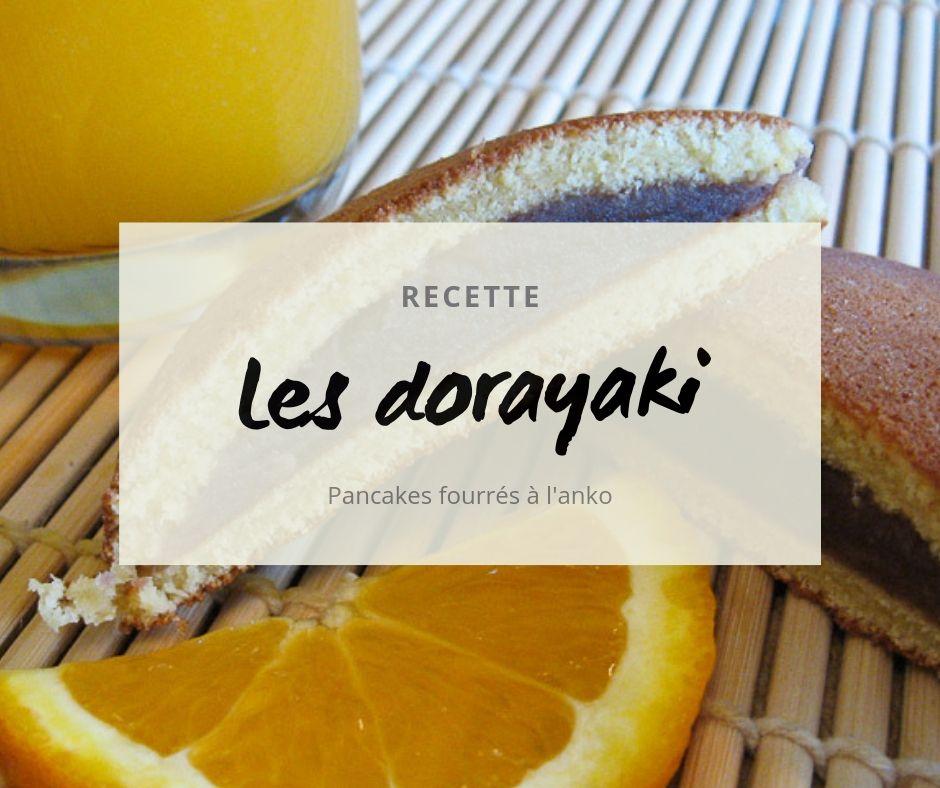 La recette des dorayaki