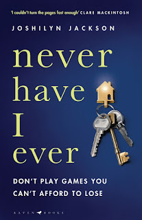 Never Have I Ever by Joshilyn Jackson book cover