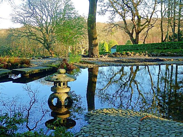 Pinetime Garden's Hapanese Garden, Cornwall
