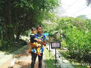 Jalan-Jalan ke Bird Park Kuala Lumpur