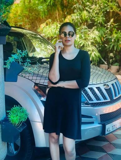 malayalam Actress Anusree photoshoot