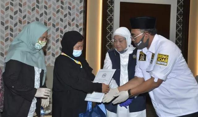 18 Tahun Dipenjara Karena Difitnah Membunuh Majikan, Keluar Penjara Ibu Ini Hafal al-Qur'an 30 Juz dan Berbagai Hadits