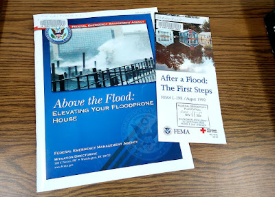 Above the Flood and After a Flood Federal Documents