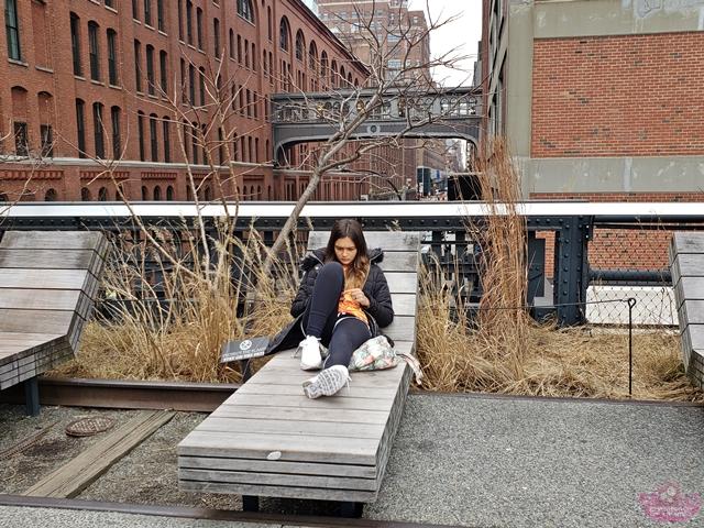 O que fazer no High Line em Nova York