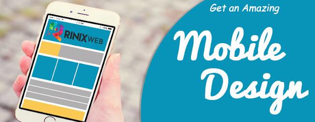 Responsive Web Design Company offering Mobile Website