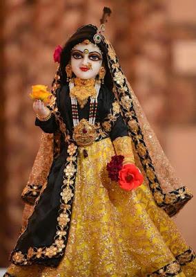 Shree Radha Rani Images
