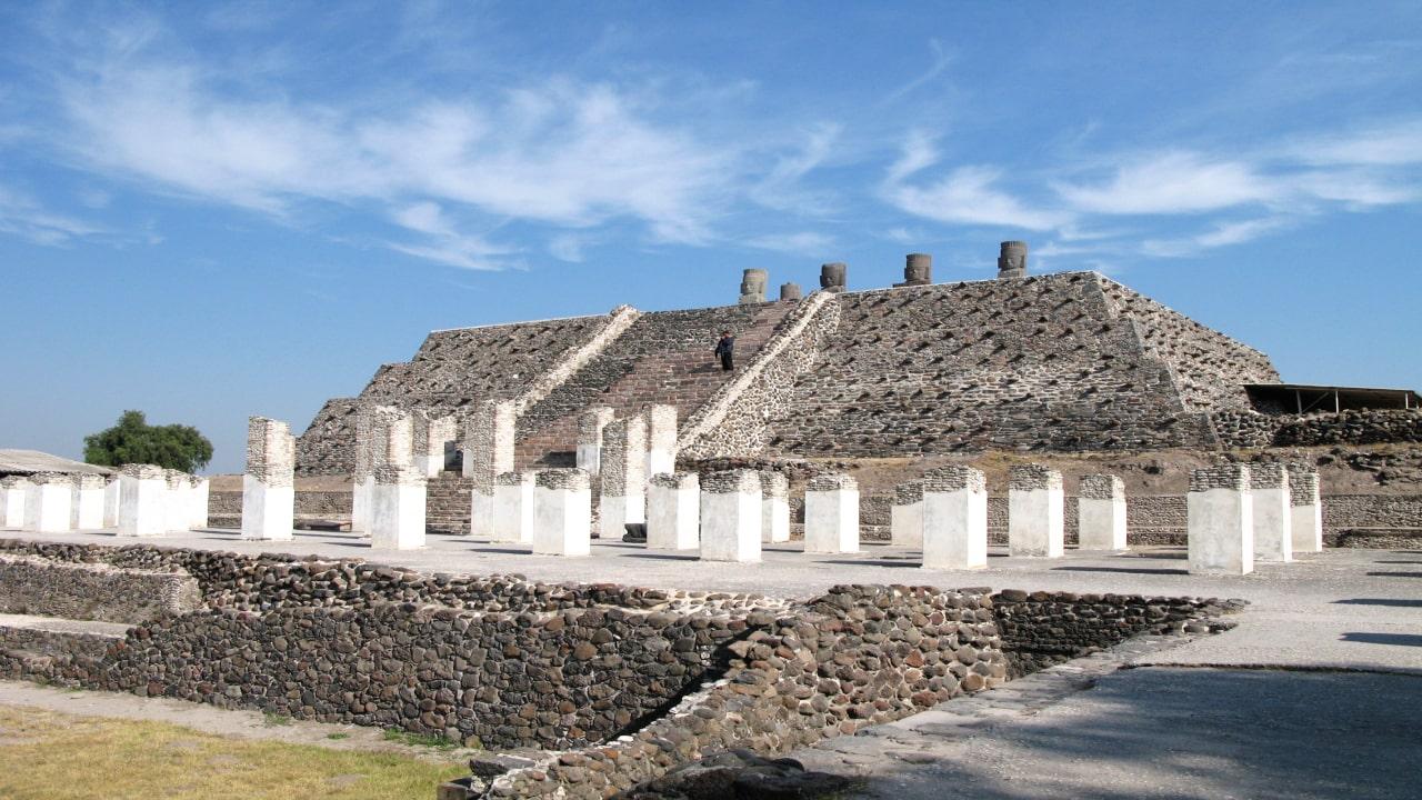 buenos ejemplos de la arquitectura azteca