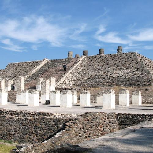Arquitectura de la Cultura Tolteca   Características