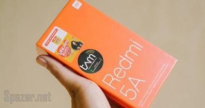 Xiaomi redmi 5A unboxing