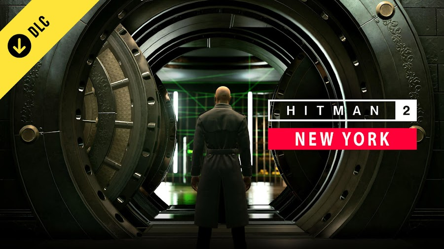 hitman 2 expansion the bank release date trailer new york mastery dlc