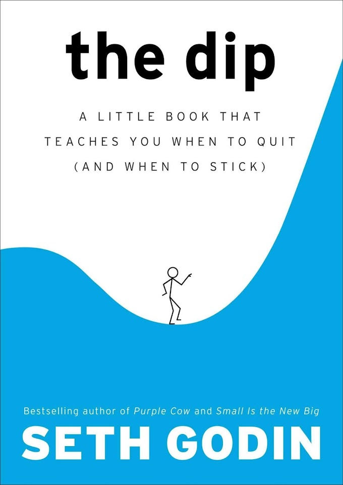 The Dip by Seth Godin FREE Ebook Download