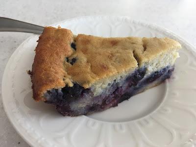 Gluten Free Blueberry Banana Breakfast Bake