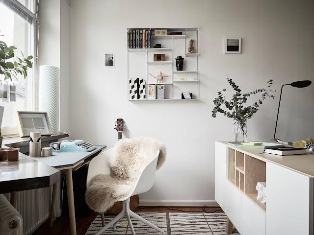 Aprovecha el momento de diseñar tu oficina en casa 1