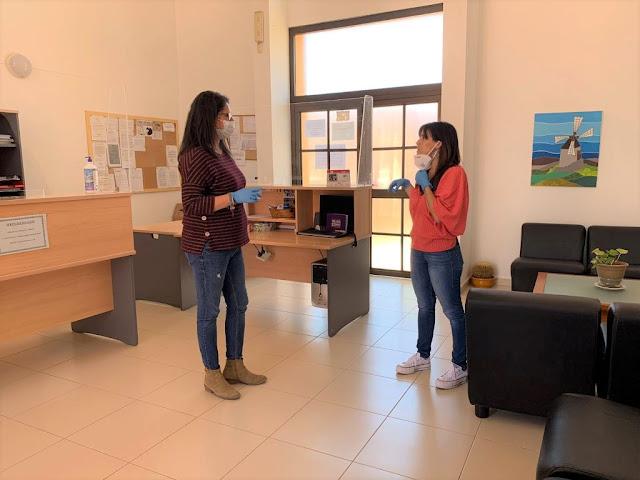 Tuineje.Servicios%2BSociales - Fuerteventura.- Tuineje incorpora dos nuevos trabajadores sociales y aumenta el presupuesto de ayudas