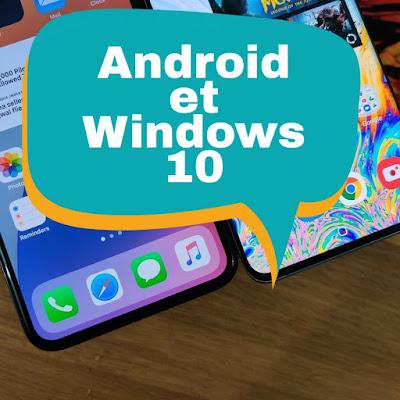 Liste des téléphones éligibles pour lancer et connecter des applications Android sur un ordinateur Windows 10