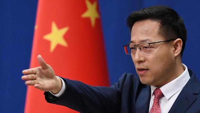 China devuelve el golpe a EEUU y restringe visas a sus funcionarios