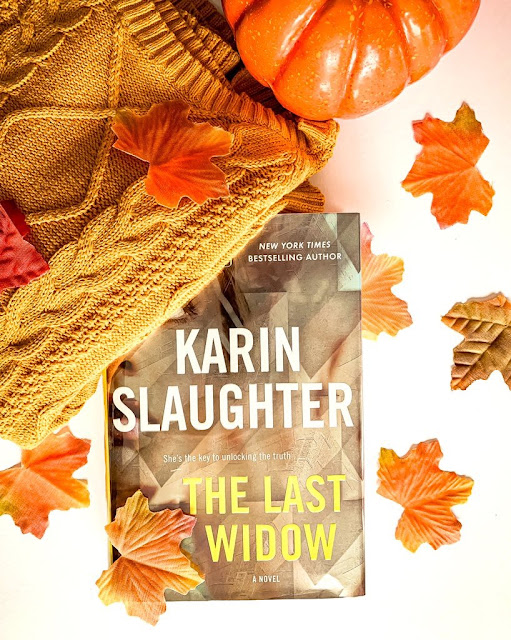 The Last Widow - Book Review - Incredible Opinions