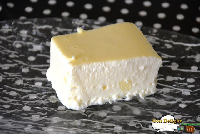 עוגת גבינה חמה קלילה כענן Warm light as a cloud cheesecake