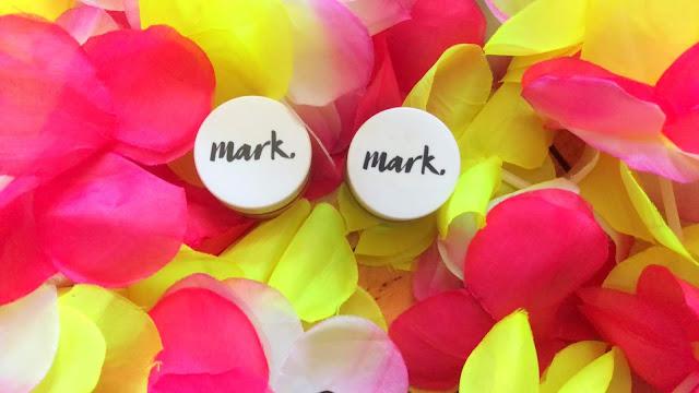 2185. Avon Mark Gold Gleam i Totally Taupe supertrwałe cienie do powiek w kremie
