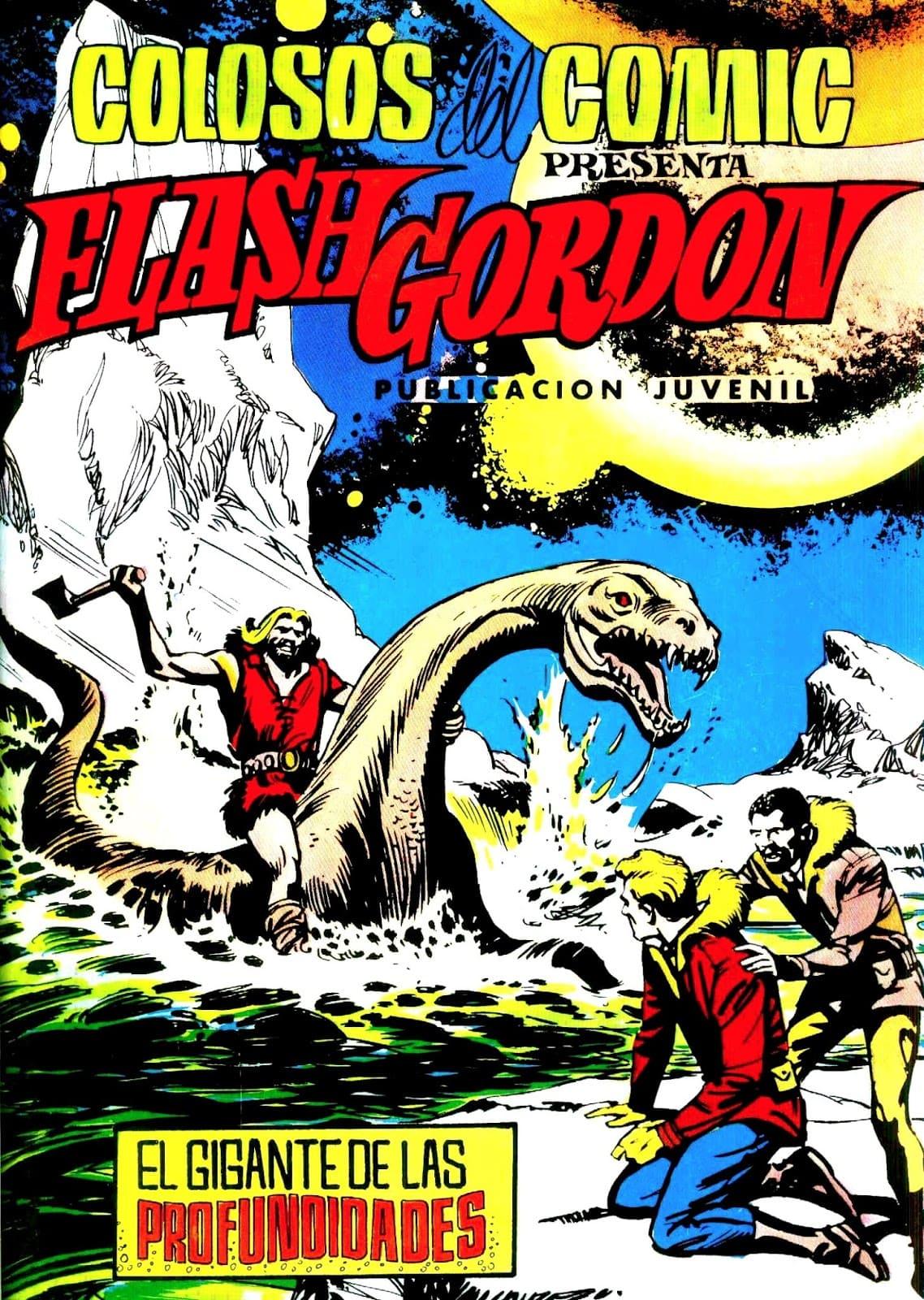 Flash Gordon #32