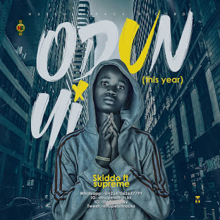 Music Mp3: Skido ft supreme - Odun yi (this is year)