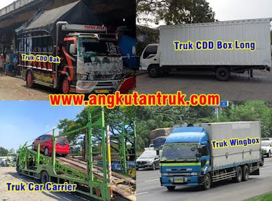 Truk Trayek Surabaya Cikarang