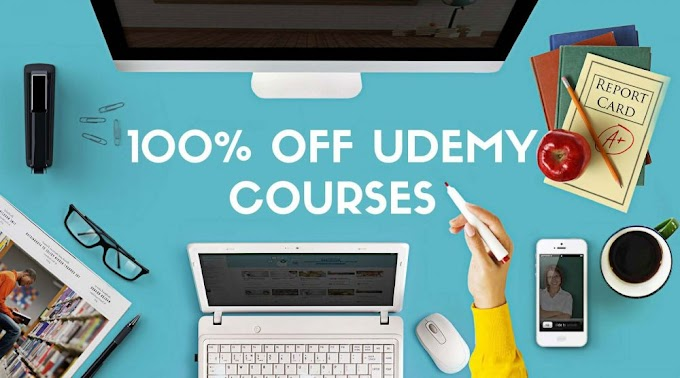 [100% OFF ] +5 Free Courses + Free Certificate - Limited Period 24 Hours