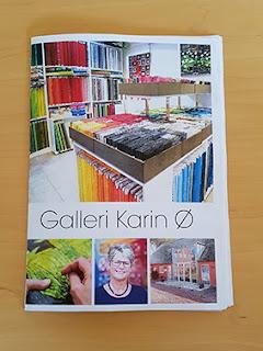 Kursusfolder Karin Østergaard kurser i Thisted
