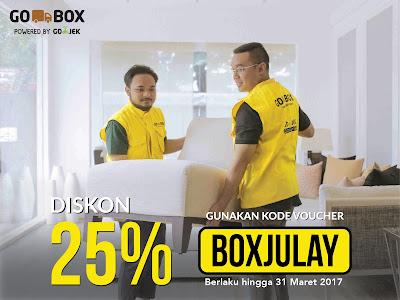 Ribet Cari Mobil Buat Pindahan Di Bandung? Kenapa Tidak Pakai Jasa GO-BOX Aja!