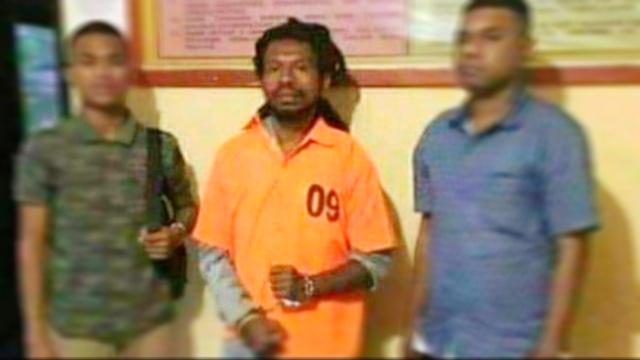Pemasok Senjata Api untuk KKB Naftali Tipagau ternyata Sekretaris KNPB