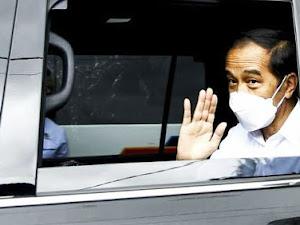 Hari Ini Presiden RI Jokowi Pantau Vaksinasi Massal di Kelapa Dua