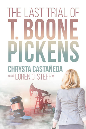 The Last Trial of T. Boone Pickens book cover