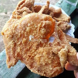 Resepi Kulit Ayam Gurih