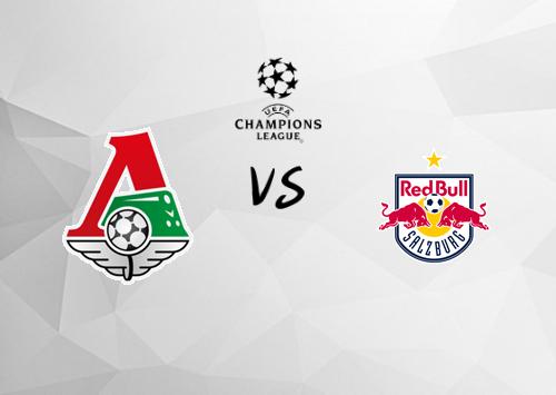 Lokomotiv Moscú vs Salzburgo  Resumen