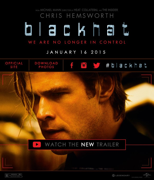 Blackhat (2015) Full Movie Download | Download HD Full Movies | Free