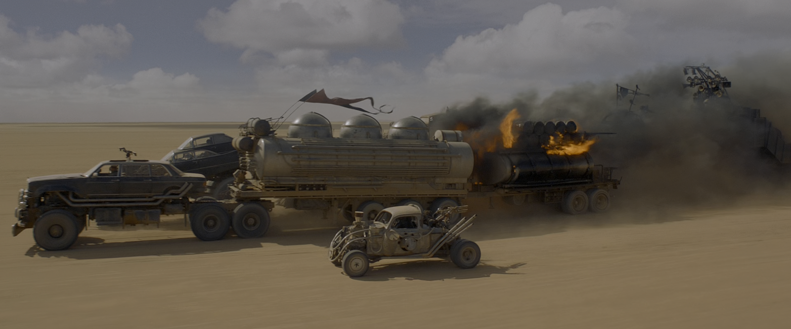 Mad Max: Furia en el Camino (2015) 4K UHD [HDR] Latino - Castellano - Ingles captura 4