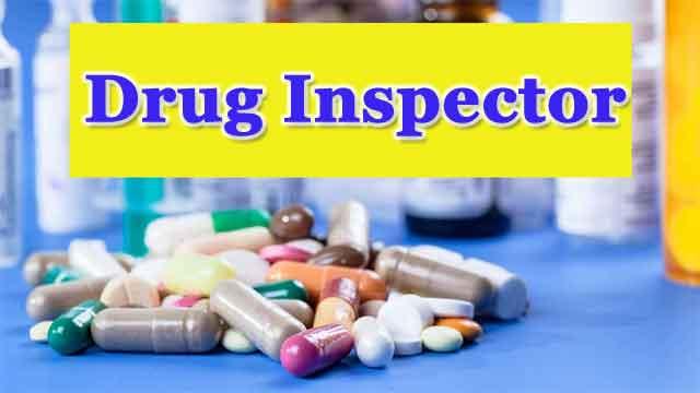 medicine me degree holder bhi ban sakta hai drug inspector