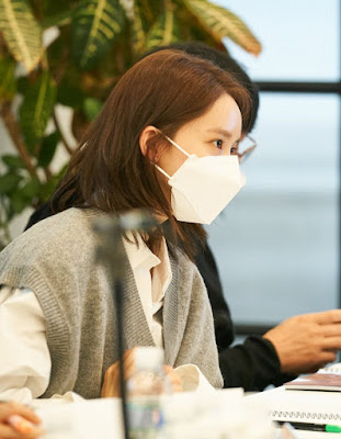 SNSD YoonA 'Confidential Assignment 2' Script Reading