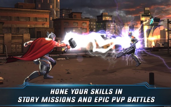 Download Marvel Avengers Alliance 2 MOD APK 1.0.2