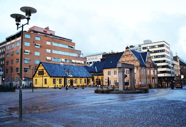 oslo noruega passeio primavera frio ambiente de leitura carlos romero