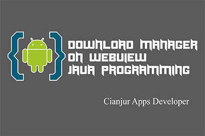 Penggunaan DownloadManager pada Webview menggunakan kotlin, setDownloadListener, CookieManager, Downloading File, mkv, mp4, mp3, 3gp, video, music, file, documen. Dari WILDAN TECHNO ART