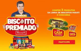 Promoção Biscoito Premiado Parati