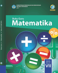 Buku Matematika Guru Kelas 7 k13 2017