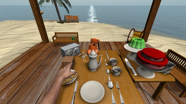 Tea Party Simulator 2015 PC Games Gameplay