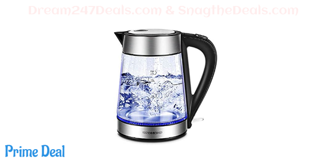 40% OFF Electric Kettle, 1.7L