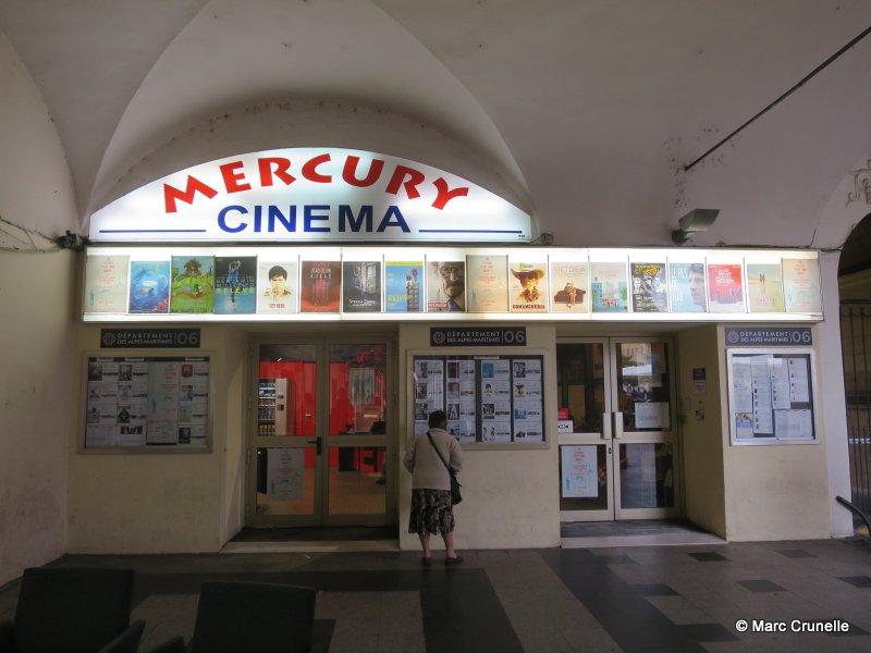 Ciné-Façades: Mercury (Nice - 8)