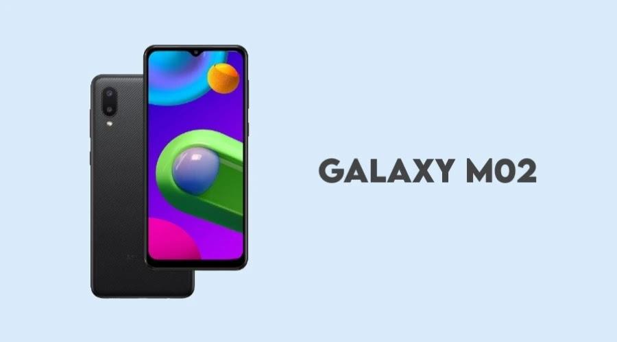 Samsung Galaxy M02 মোবাইলের দাম
