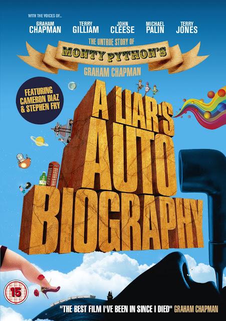 A Liar's Autobiography: The Untrue Story of Monty Python's Graham Chapman (2012) ταινιες online seires oipeirates greek subs