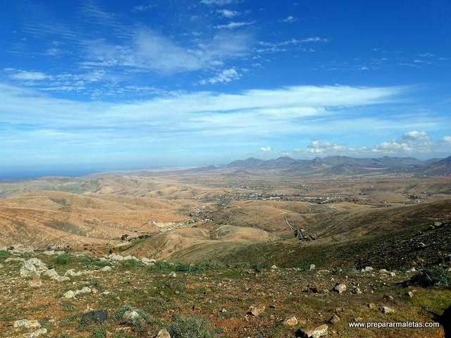 miradores en Fuerteventura